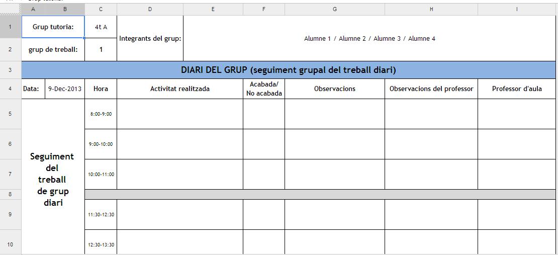Utilizar rangos protegidos de hojas de cálculo de Google Drive para ...