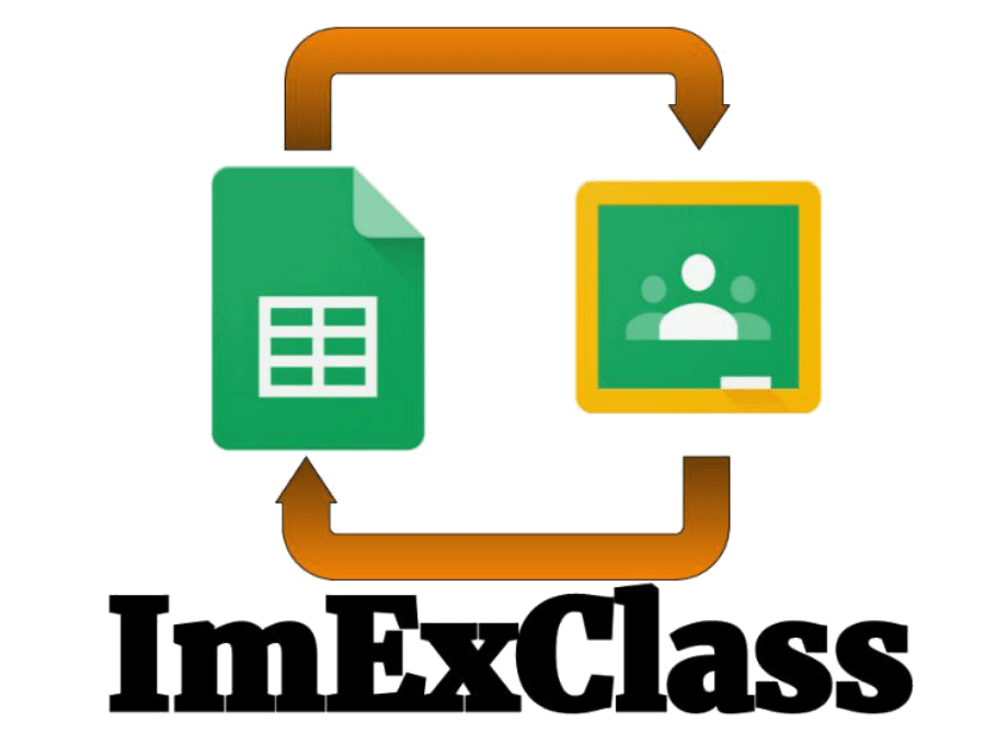 ImExClass: an add-on for exporting and importing gardes between Classroom and a spreadsheet